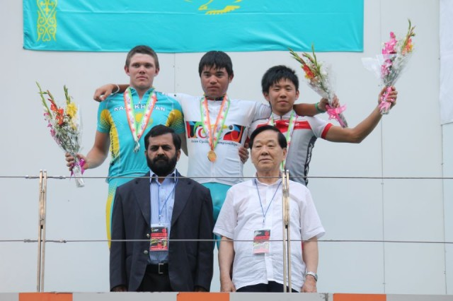 asian 2013 juniors podium