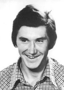 Александр Аверин в 1977 году
