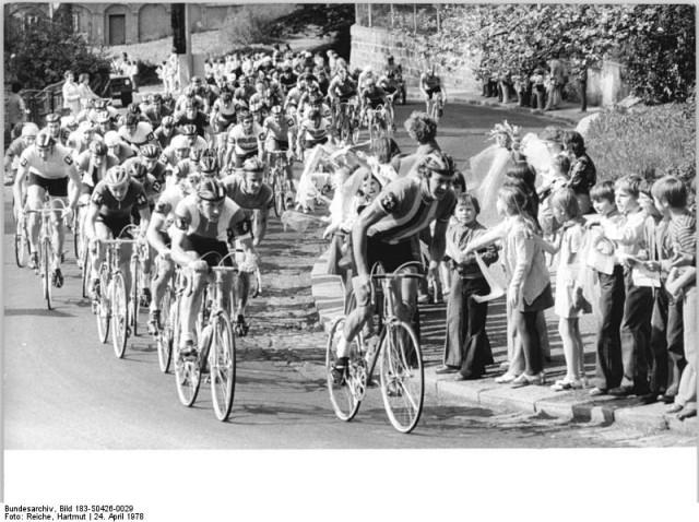Пелотон в 1978 году