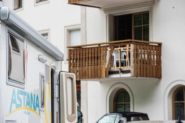 Не все балконы одинаково полезны для содержания животных