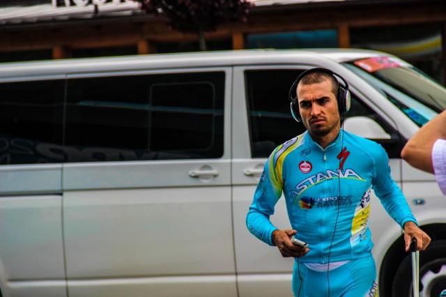Велогонщик - Валерио Аньоли