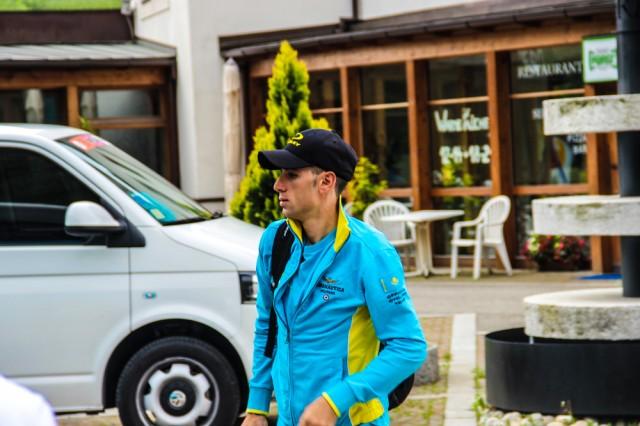 Велогонщик - Винченцо Нибали