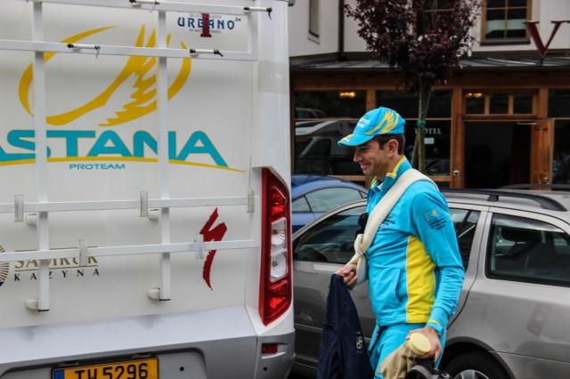 Велогонщик - Алессандро Ванотти