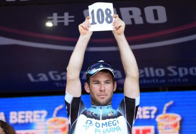 Марк Кэвендиш отдает дань памяти Воутеру Вейланду, погибшему на Джиро ровно два года назад