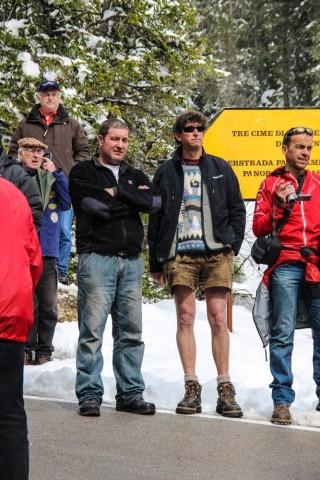 Меня пару раз спросили - холодно ли было в горах. Не знал, что ответить
