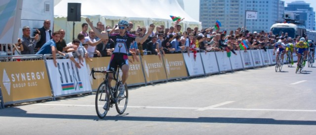 Photo from official Tour de Azerbaijan website