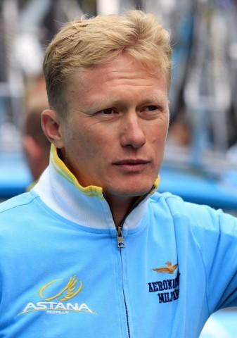 Photo from Astana Pro Team Twitter