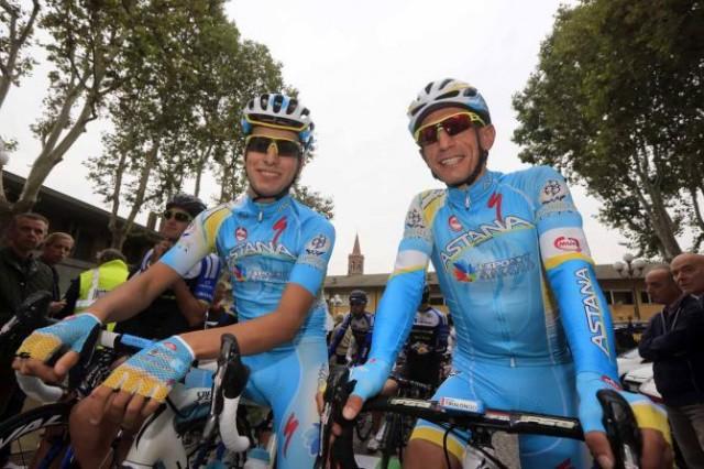 Фабио Ару и Паоло Тиралонго. Photo: © Bettini