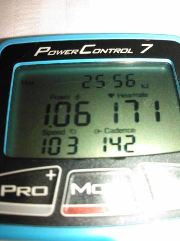 Дима Муравьев выложил фото своего SRM после 3 этапа - максимальная скорость на даунхилле 103 км/ч!