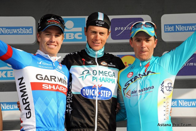Photo Bettini - from Astana Pro Team official site