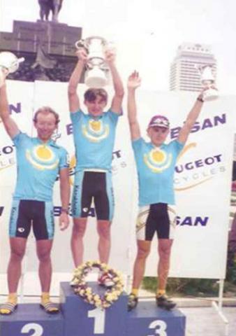 Тур Турции 1995 год