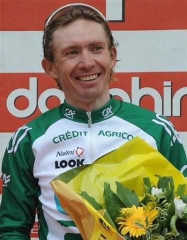 Дмитрий Фофонов - Credit Agricole (2006-2008г.). Победа на Критериуме Дауфине Либире 2008 года.