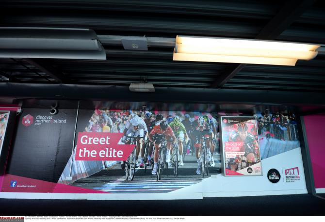 Белфаст встречает Джиро. Photo credit © Tim de Waele/TDW Sport