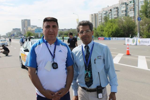 Представители Ирана и Ирака.