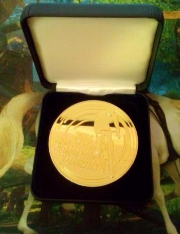 Медаль ЧА