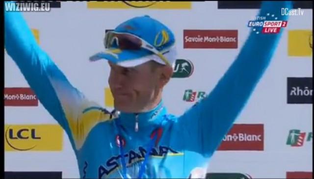 Льюв Вестра - победитель этапа №7 Critérium du Dauphine -2014