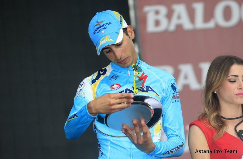 Luca Bettini/BettiniPhoto©2014 - for Astana Pro Team