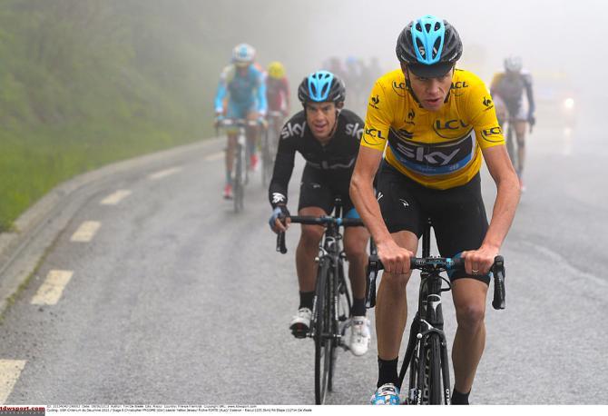 В 2013 году все внимание было на Крисе Фруме и Скай – хорошем предсказатели готовности перед Тур де Франс. Photo: © Tim de Waele/TDW Sport
