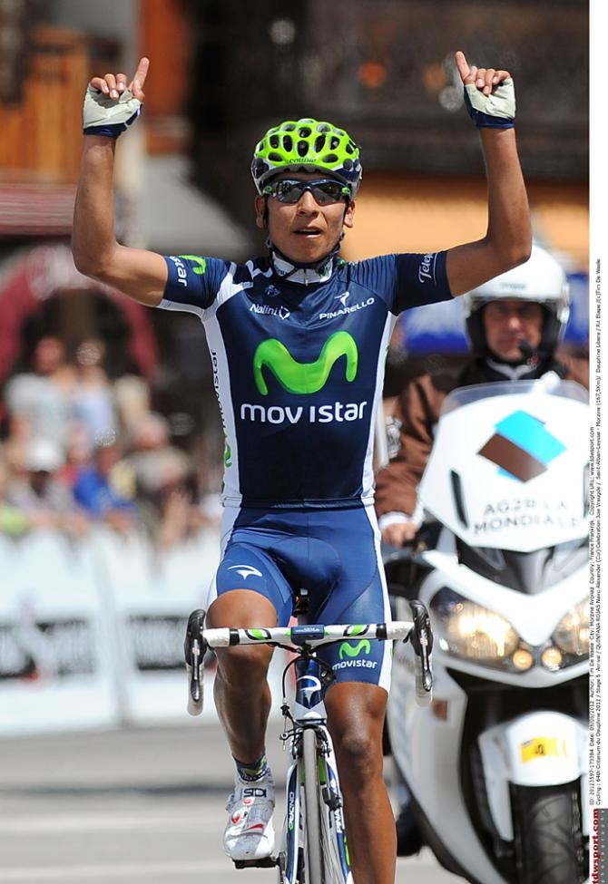 Наиро Кинтана показал талант в 2012. Photo: © Tim de Waele/TDW Sport