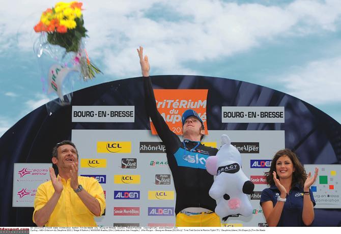 Победа Виггинса в 2012 в добакенбардовскую эру. Photo: © Tim de Waele/TDW Sport