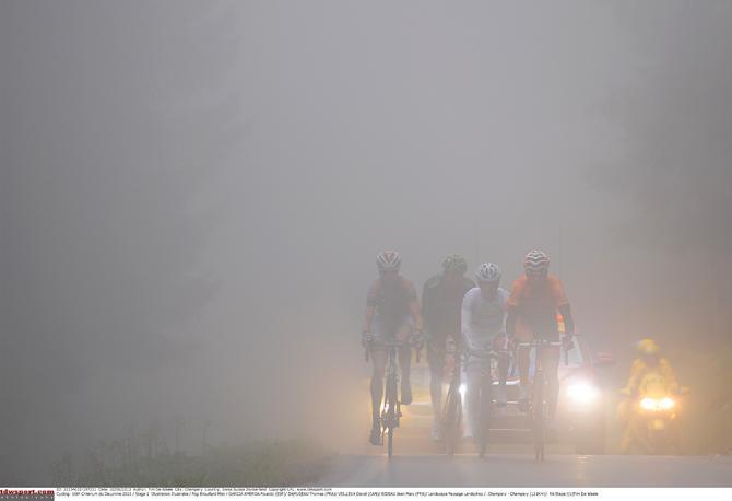 Погода может быть или очень хорошей, или очень плохой. Photo: © Tim de Waele/TDW Sport