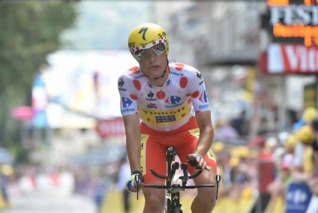 "Рафал Майка ""Tinkoff-Saxo"" ©ASO/Presse Sports"