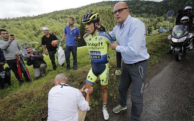 Photo: Christophe Ena/AP