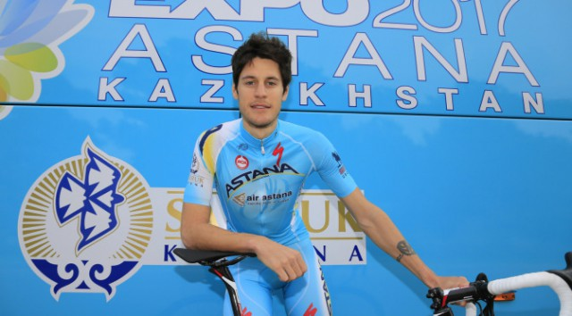 Photo by Astana Pro Team