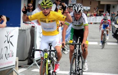 Лопес выигрывает этап Л'Авенира