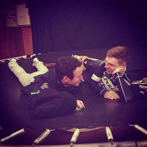 Кэв и Тони