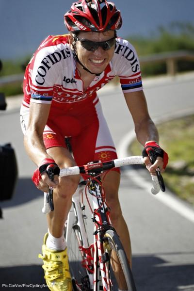 Vuelta 2011 etappe - 14