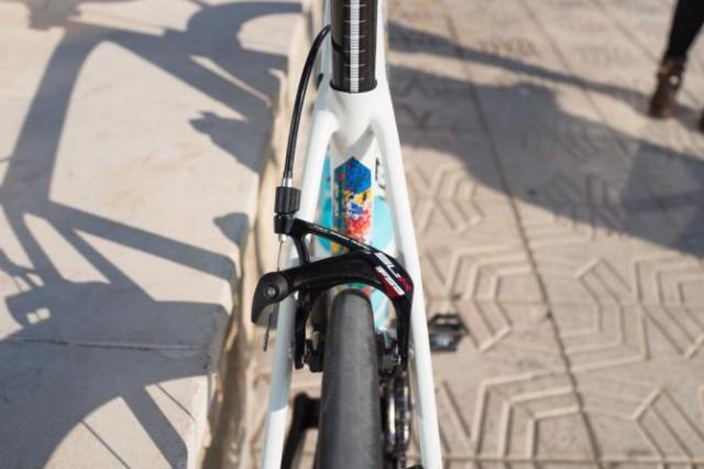 Тормоза от FSA. Photo: © Chris Riekert