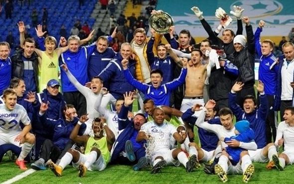 Та самая богатая футбольная «Астана»
