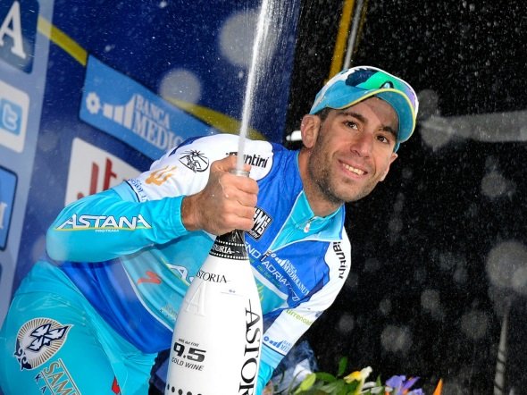 После перехода Винченцо Нибали в «Астану» жизнь у итальянского гонщика удалась