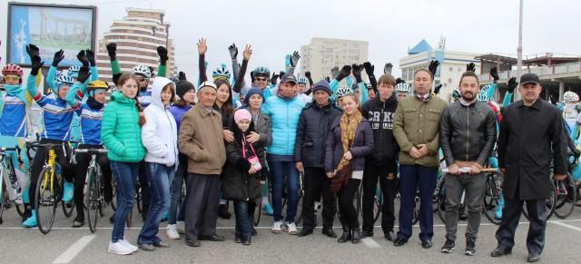 Зимний Чемпионат РК. Гонка-критериум памяти Ерлана Пернебекова