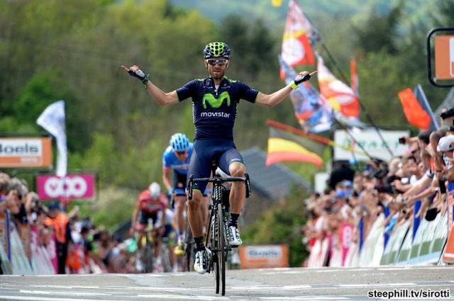 La Fleche Wallonne - 2014, Alejandro Valverde