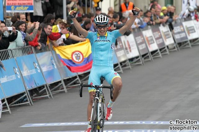 Победитель 5-го этапа Тура Басков