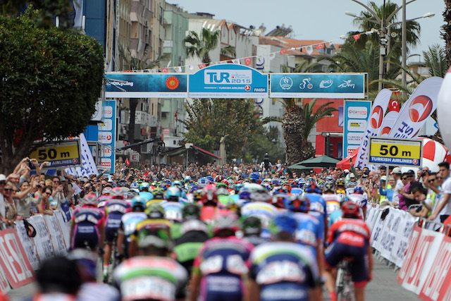 Cycling / Radsport / Tour of Turkey / 26.04.2015