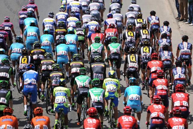Cycling / Radsport / Tour of Turkey / 2.Etappe / 27.04.2015