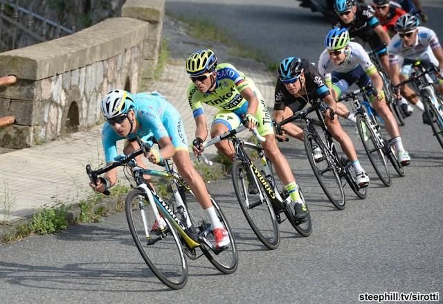 2015, Giro d'Italia, tappa 04 Chiavari - La Spezia, Astana 2015, Tinkoff - Saxo 2015, Team Sky 2015, Aru Fabio, Contador Alberto, Porte Richie, Biassa