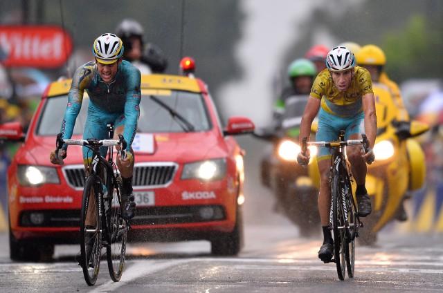 Тур де Франс 2014. Аренбергский лес. Photo:  Tim de Waele (©TDWSport.com).