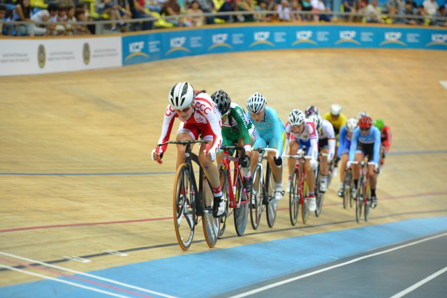 Photo:Kazakhstan Cycling Federation