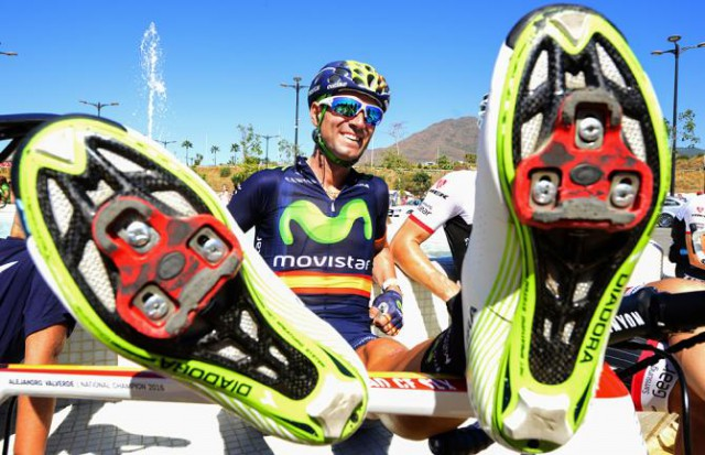 Alejandro Valverde (Movistar) Getty Images Sport