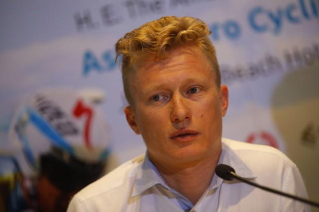 Astana 2015 - Presentazione Team - Dubai - 01/02/2015 - Alexandr VinokurovÊ(Astana) - foto Luca Bettini/BettiniPhoto©2015