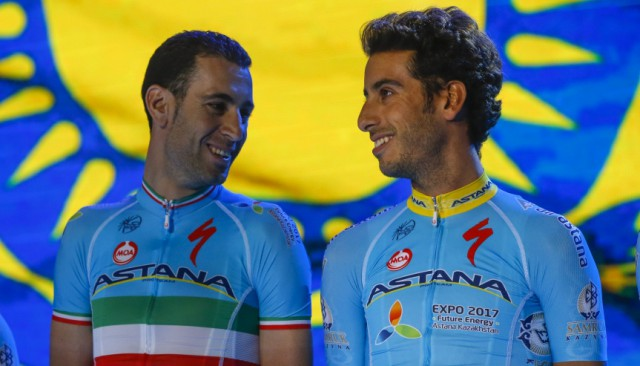 photo  Astana Pro team