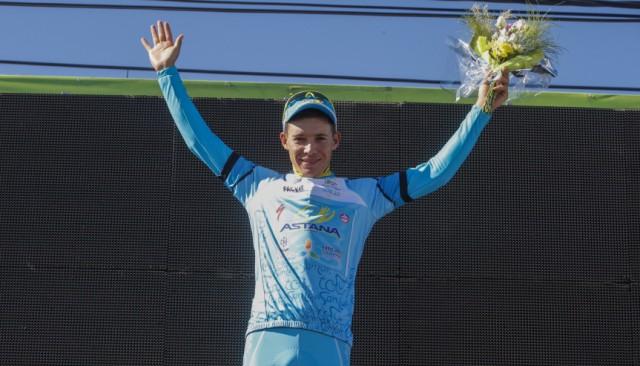 Лучший молодой гонщик по итогам гонки