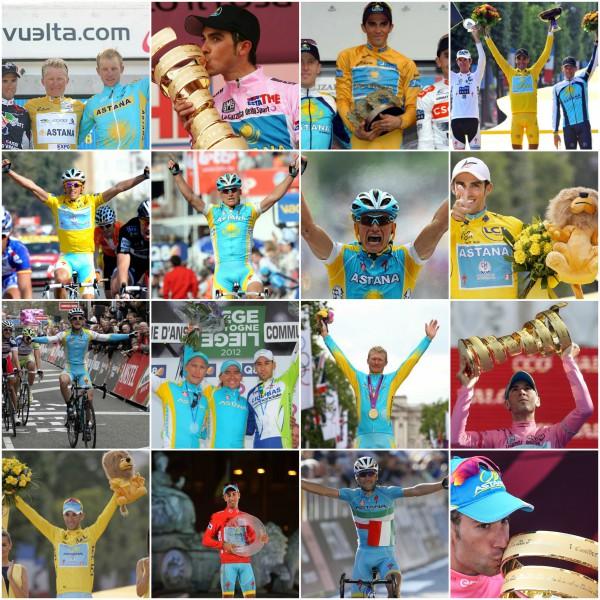 Astana History