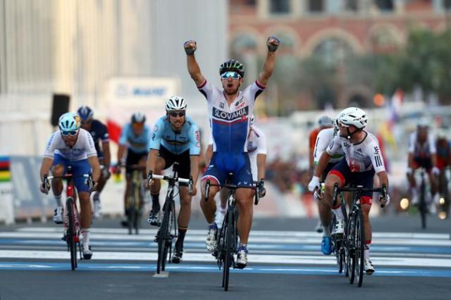Петер Саган - Чемпион мира. Photo: cyclingnews.com