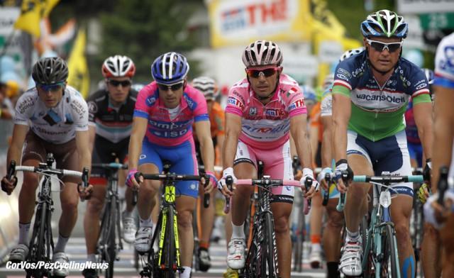 Джиро д'Италия 2012