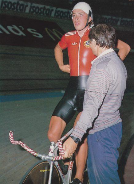 Вячеслав Екимов на чемпионате мира 1987, Villach, Austria
